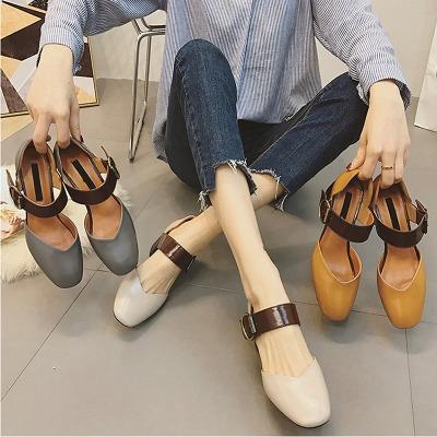 运动女鞋丝带女鞋鞋女单鞋圆头新娘士时装鞋学生韩版英伦原宿风鞋子女鞋粗跟女鞋鞋生社会春红鞋拼套装女小黑鞋生高筒靴平底中跟女